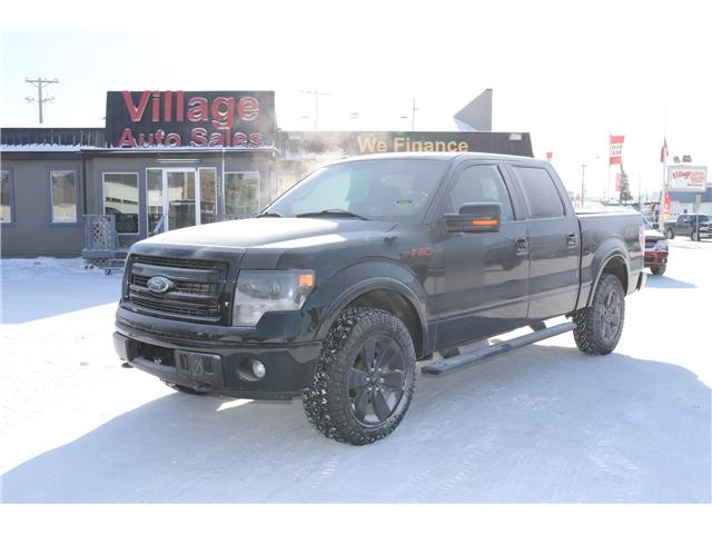 2013 Ford F-150 FX4 1FTFW1ET9DFD35519 P36025 in Saskatoon