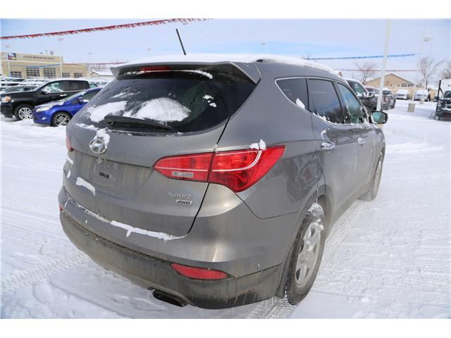 2015 Hyundai Santa Fe Sport  (Stk: 172367) in Medicine Hat - Image 5 of 25
