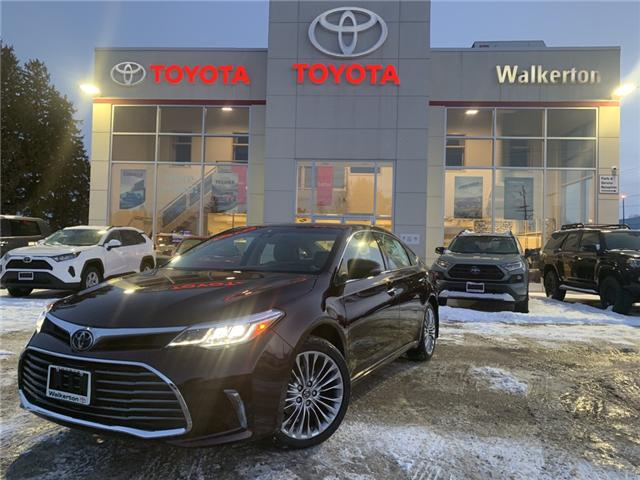 2018 Toyota Avalon Limited (Stk: 18021) in Walkerton - Image 1 of 9