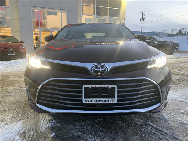 2018 Toyota Avalon Limited (Stk: 18021) in Walkerton - Image 2 of 9