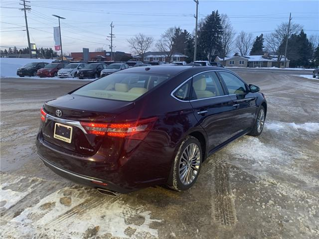 2018 Toyota Avalon Limited (Stk: 18021) in Walkerton - Image 4 of 9