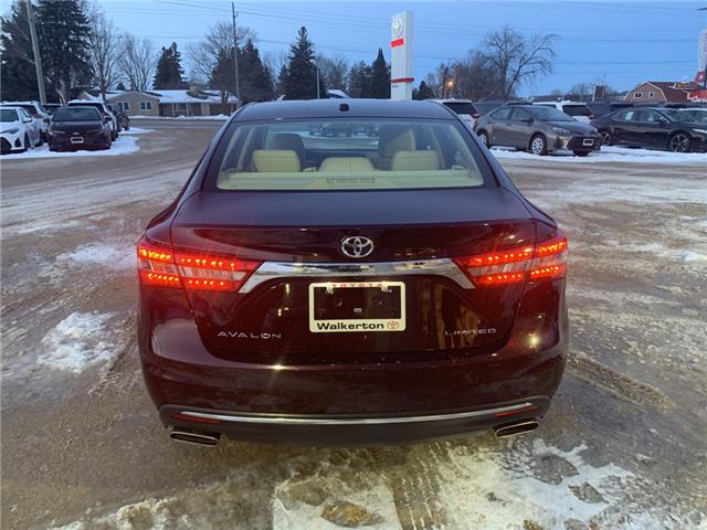 2018 Toyota Avalon Limited (Stk: 18021) in Walkerton - Image 5 of 9