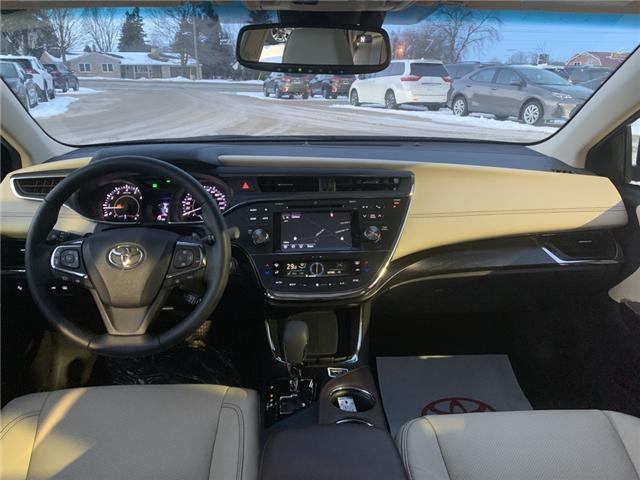 2018 Toyota Avalon Limited (Stk: 18021) in Walkerton - Image 9 of 9