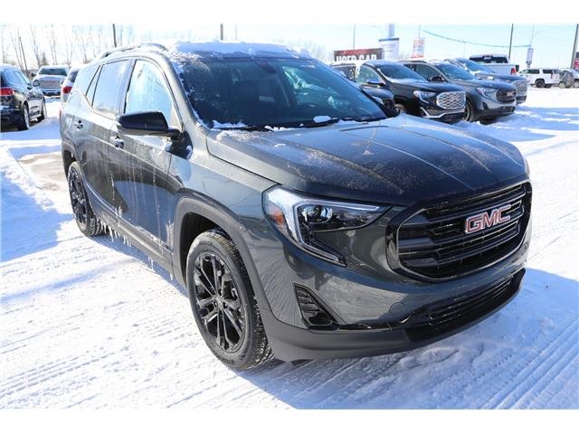 2019 GMC Terrain SLT (Stk: 170873) in Medicine Hat - Image 1 of 34
