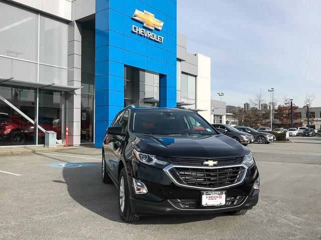 2019 Chevrolet Equinox 1LT (Stk: 9E48080) in North Vancouver - Image 2 of 14