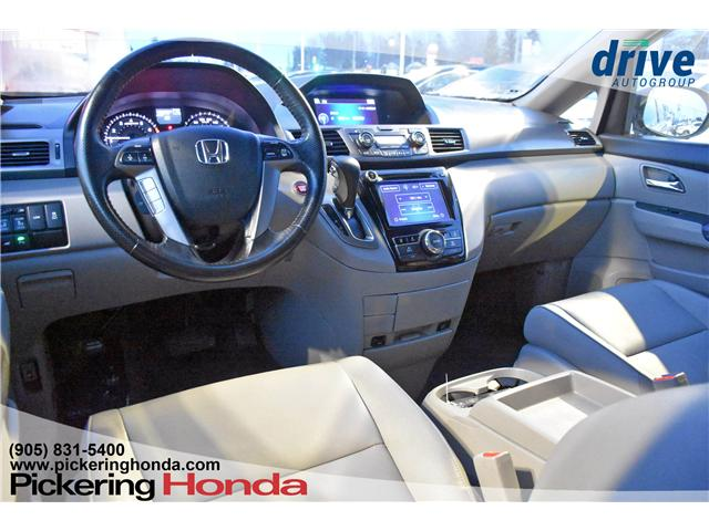 2016 Honda Odyssey EX-L (Stk: U152A) in Pickering - Image 2 of 28