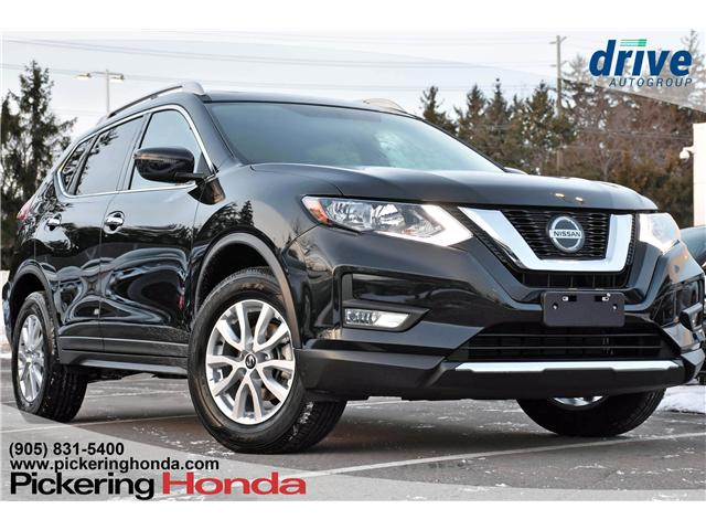 2018 Nissan Rogue SV (Stk: PR1113) in Pickering - Image 1 of 26