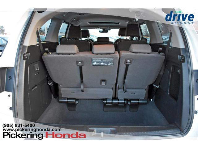 2019 Honda Odyssey EX (Stk: P4649) in Pickering - Image 13 of 25