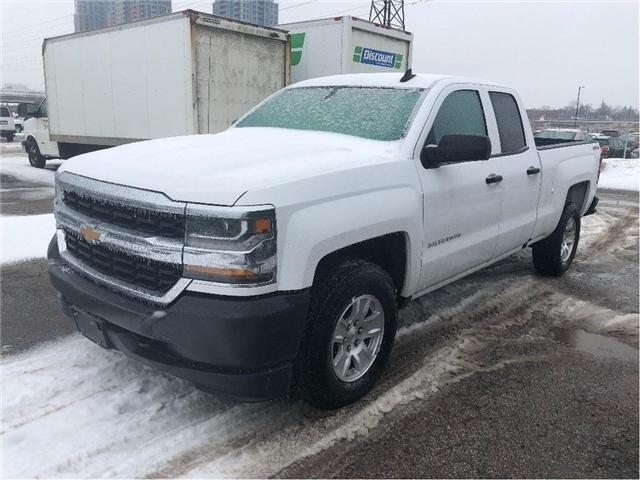 2019 Chevrolet Silverado 1500 Work Truck (Stk: PU95347) in Toronto - Image 1 of 16