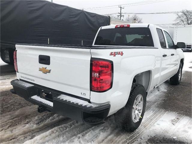 2019 Chevrolet Silverado 1500 Work Truck (Stk: PU95347) in Toronto - Image 5 of 16