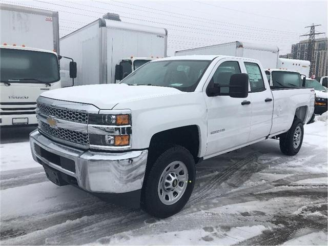 2019 Chevrolet Silverado 2500HD New 2019 Chevrolet 2500 4x4 Dbl Cab Plow Package (Stk: PU95443) in Toronto - Image 1 of 14