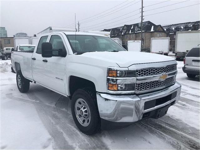 2019 Chevrolet Silverado 2500HD New 2019 Chevrolet 2500 4x4 Dbl Cab Plow Package (Stk: PU95443) in Toronto - Image 7 of 14