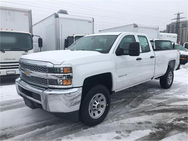 2019 Chevrolet Silverado 2500HD New 2019 Chevrolet 2500 4x4 Dbl Cab Plow Package (Stk: PU95443) in Toronto - Image 9 of 14