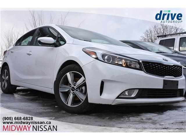 2018 Kia Forte LX (Stk: U1581R) in Whitby - Image 1 of 24