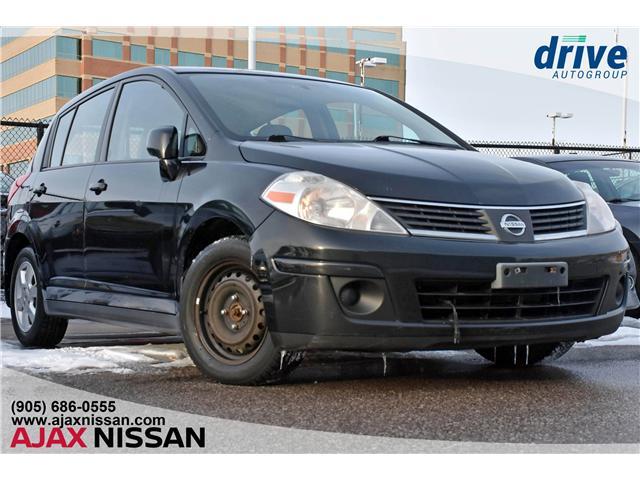 2007 Nissan Versa 1.8SL (Stk: U162A) in Ajax - Image 1 of 21