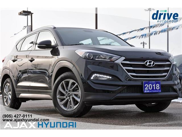 2018 Hyundai Tucson Premium 2.0L (Stk: P4635R) in Ajax - Image 1 of 26