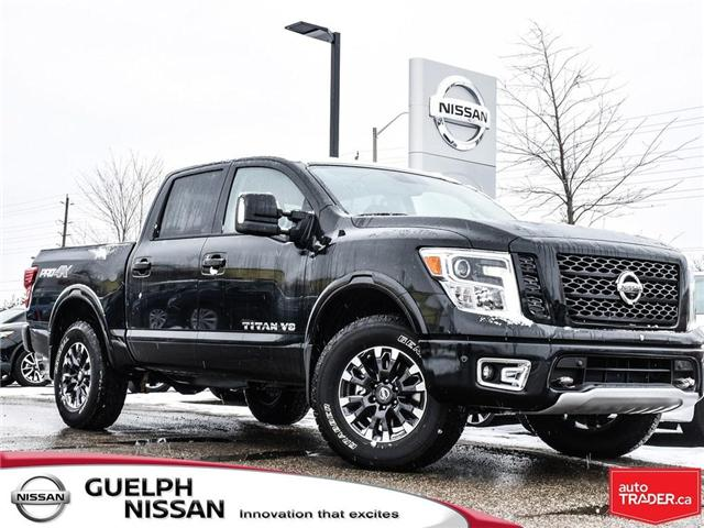 2018 Nissan Titan PRO-4X (Stk: N19953) in Guelph - Image 1 of 21