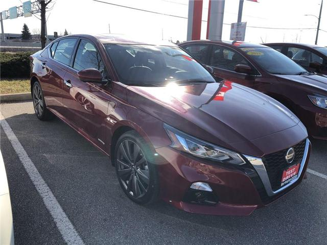 2019 Nissan Altima 2.5 Edition ONE (Stk: Y5501) in Burlington - Image 3 of 5