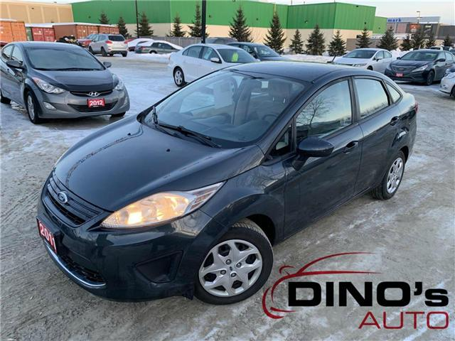2011 Ford Fiesta S (Stk: 168866) in Orleans - Image 1 of 20