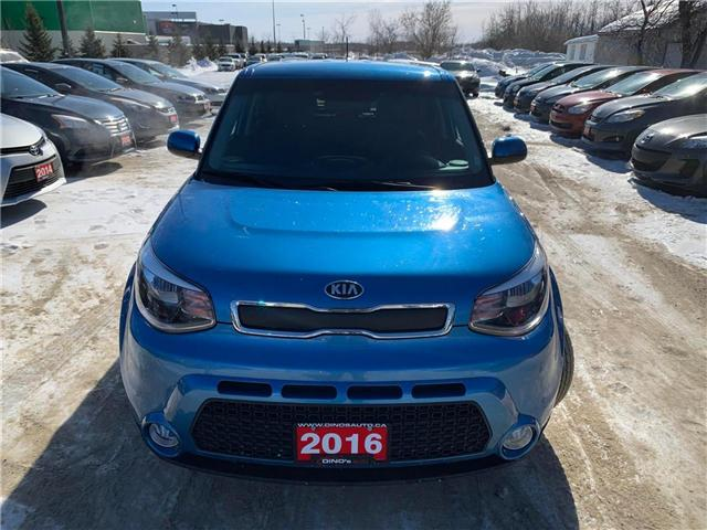 2016 Kia Soul LX (Stk: 396842) in Orleans - Image 6 of 23