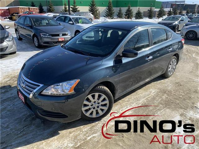 2013 Nissan Sentra 1.8 S (Stk: 608793) in Orleans - Image 1 of 23