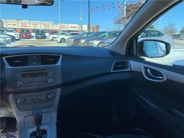 2013 Nissan Sentra 1.8 S (Stk: 608793) in Orleans - Image 12 of 23