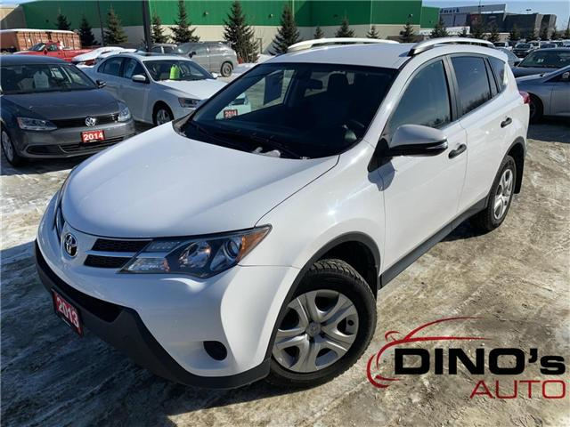 2013 Toyota RAV4 LE (Stk: 063980) in Orleans - Image 1 of 25