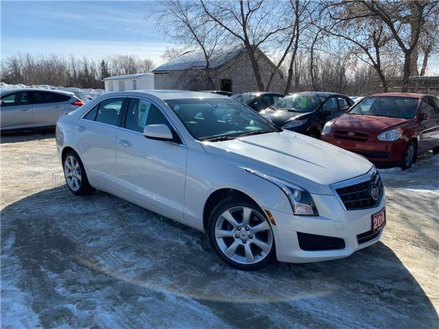 2014 Cadillac ATS 2.0L Turbo (Stk: 161611) in Orleans - Image 5 of 28