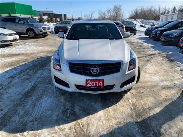 2014 Cadillac ATS 2.0L Turbo (Stk: 161611) in Orleans - Image 6 of 28