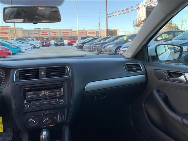 2014 Volkswagen Jetta 2.0 TDI Comfortline (Stk: 410417) in Orleans - Image 13 of 25