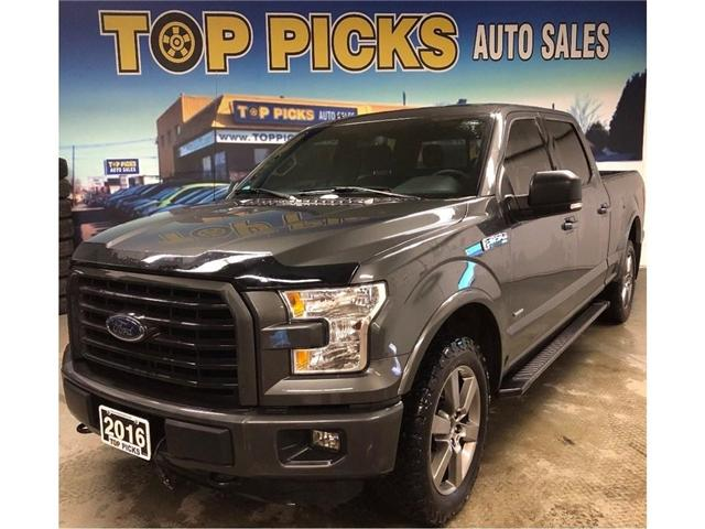 2016 Ford F-150 XLT (Stk: c22998) in NORTH BAY - Image 1 of 30