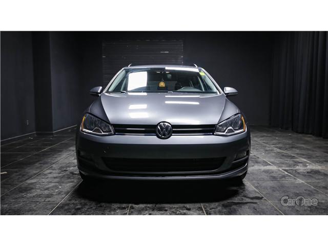 2017 Volkswagen Golf SportWagen 1.8 TSI Comfortline (Stk: CB19-42) in Kingston - Image 2 of 32