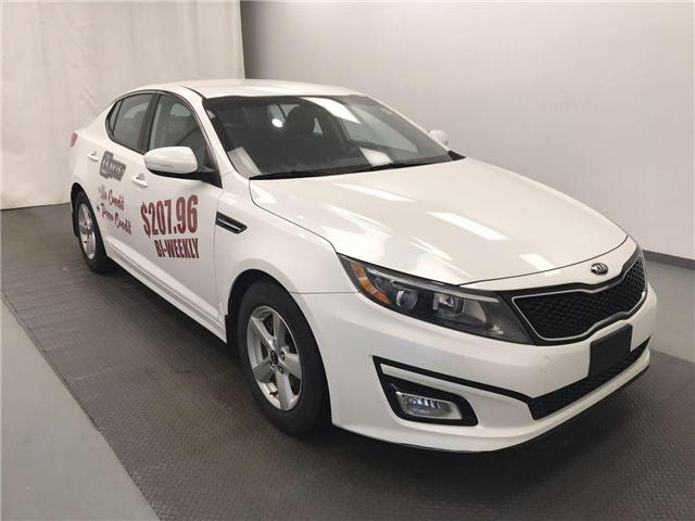 2015 Kia Optima LX (Stk: 198674) in Lethbridge - Image 1 of 21