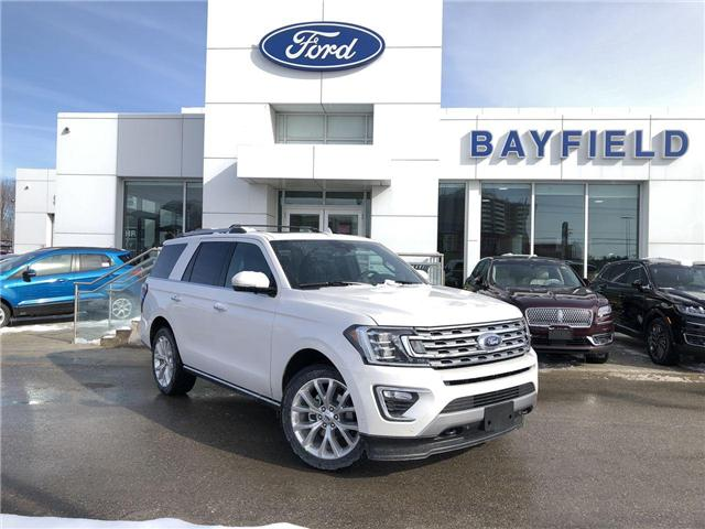 2019 Ford Expedition Limited (Stk: EP19230) in Barrie - Image 1 of 30
