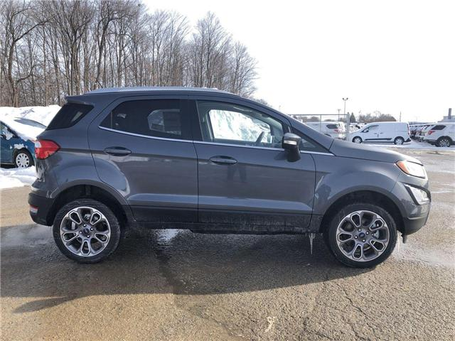 2019 Ford EcoSport Titanium (Stk: ET19223) in Barrie - Image 6 of 27