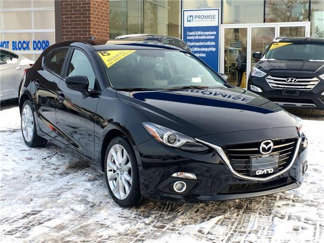 2015 Mazda Mazda3 GT (Stk: 28439A) in East York - Image 1 of 30