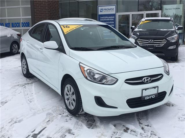 2016 Hyundai Accent GL (Stk: H4612) in Toronto - Image 2 of 28