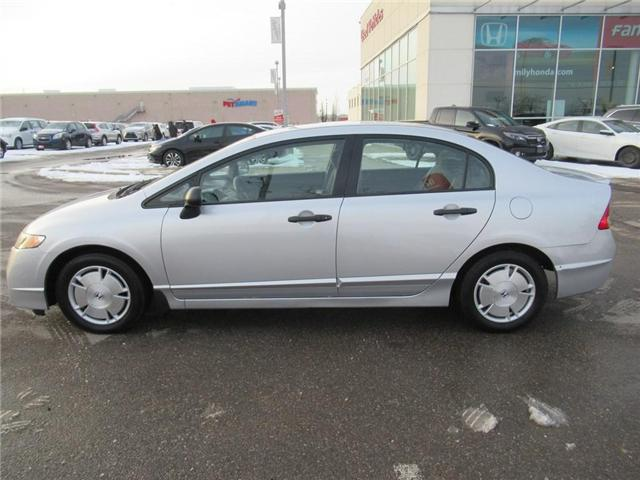 2010 Honda Civic DX-G, FULLY SAFETY CERTIFIED! (Stk: 9101391A) in Brampton - Image 2 of 23