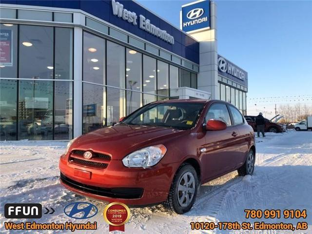 2008 Hyundai Accent L (Stk: 88800A) in Edmonton - Image 1 of 27