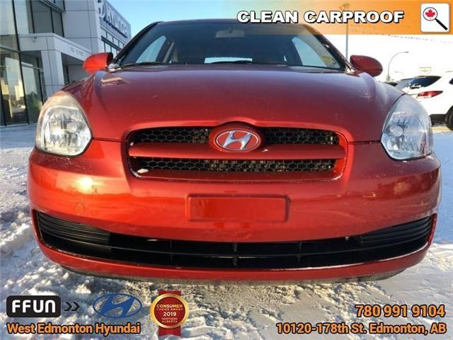 2008 Hyundai Accent L (Stk: 88800A) in Edmonton - Image 2 of 27