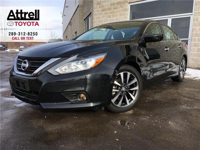 2016 Nissan Altima 2.5 SV POWER SEAT, SUNROOF, ALLOYS, FOG, PUSH BUTT (Stk: 43340A) in Brampton - Image 1 of 28