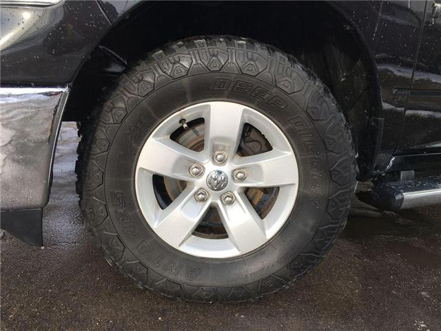 2015 RAM 1500 SLT 4X4 ALLOY WHEELS, BED LINER, TINT, HITCH, SIDE (Stk: 38362A) in Brampton - Image 2 of 24