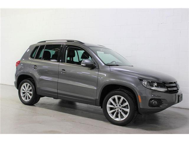 2015 Volkswagen Tiguan  (Stk: 528552) in Vaughan - Image 1 of 30
