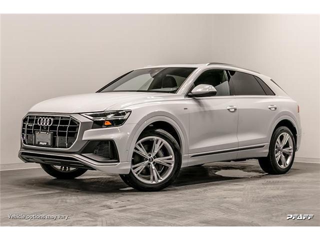 2019 Audi Q8 55 Progressiv (Stk: T15860) in Vaughan - Image 1 of 22