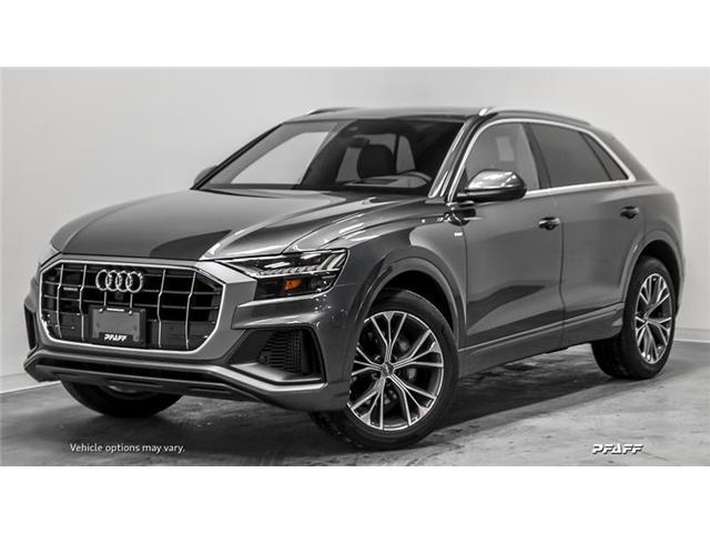 2019 Audi Q8 55 Technik (Stk: T16247) in Vaughan - Image 1 of 22