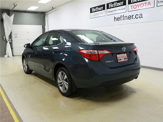 2014 Toyota Corolla LE ECO Upgrade (Stk: 195077) in Kitchener - Image 2 of 27