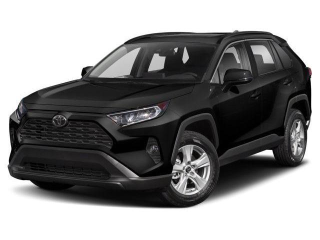 2019 Toyota RAV4 LE (Stk: 19160) in Brandon - Image 1 of 9