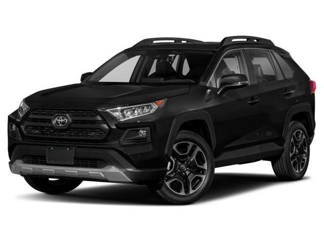 2019 Toyota RAV4 Trail (Stk: 19162) in Brandon - Image 1 of 9
