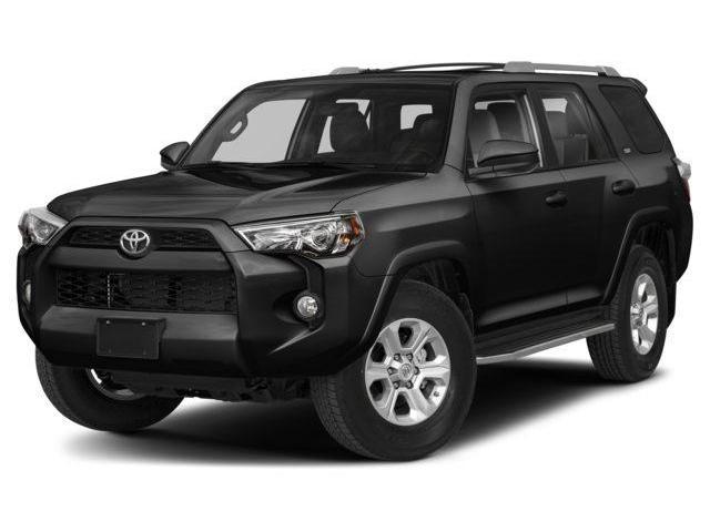2019 Toyota 4Runner SR5 (Stk: 19165) in Brandon - Image 1 of 9