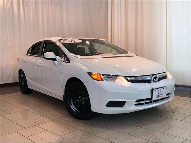 2012 Honda Civic EX-L (Stk: 38438) in Toronto - Image 1 of 30
